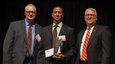 Creative Director Mike Cuales Receives NC State University Awards for Excellence