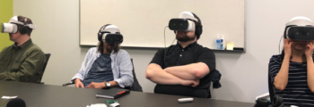 DELTA Explores VR in the Classroom