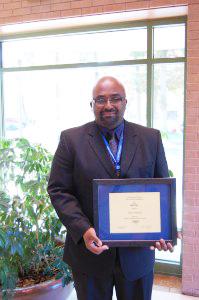 Tony Pearson Wins MCNC Community Choice Award