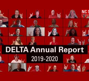 DELTA Annual Report 2019-2020