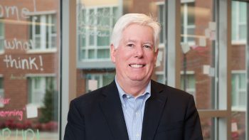 Dr. Tom Miller becomes Senior Vice Provost