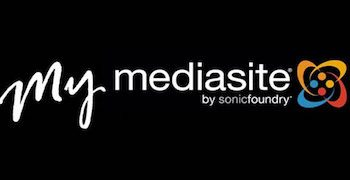 My Mediasite Now Available!
