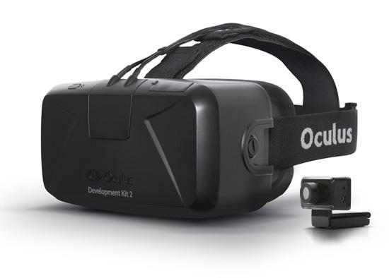 Oculus Rift VR kit