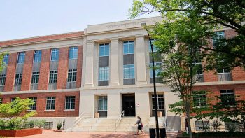 Withers Hall reopens with 30-seat DE classroom
