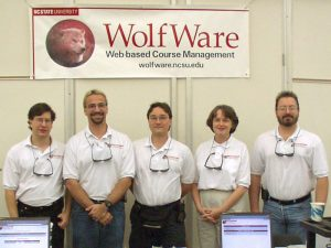 WolfWare creators