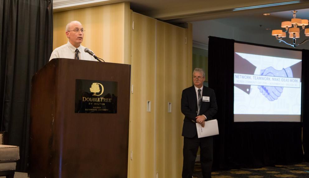 NCREN Community Award Nominee Bob Klein Presents