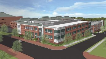 Rendering of the Center for Technology and Innovation
