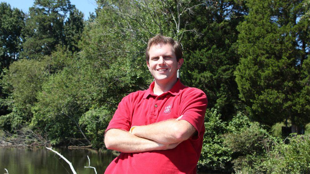 Photo of Ben Huckaby