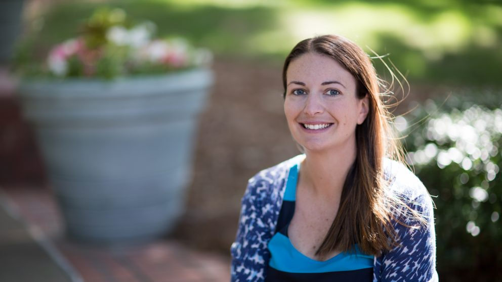 Inside DELTA: 5 Questions with Samantha McCuen