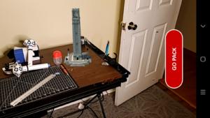 belltower on desk