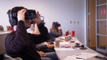 DELTA develops and innovates immersive technology for students at NC State.