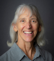 Teaching Associate Professor and DELTA Faculty Fellow Annette Moore.