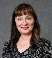 Teaching Professor and DELTA Faculty Fellow Maria Gallardo-Williams.