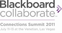 Blackboard Collaborate Connections Summit logo